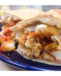 Chicken Cacciatore Sub - Regular Sized